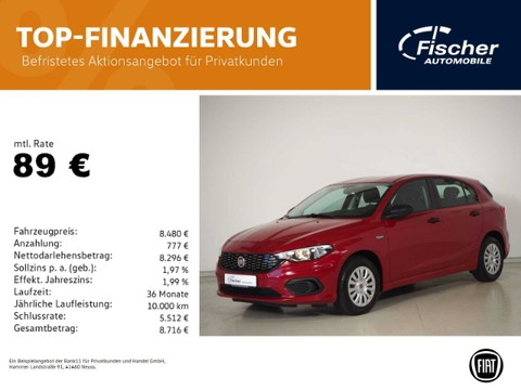 Fiat Tipo 1.4 Hatchback Pop