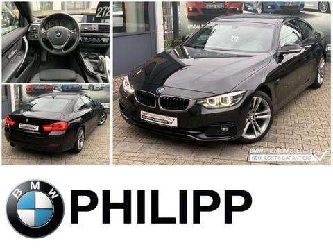 BMW 420 i Sport Line Sport