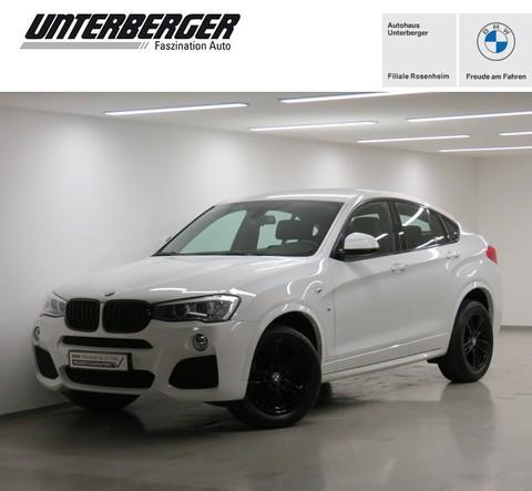 BMW X4 xDrive20d M Sportpaket Licht