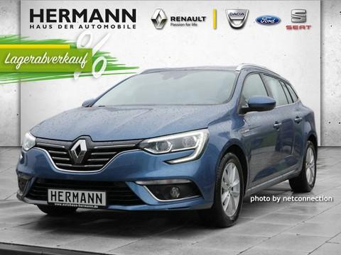 Renault Megane 1.2 IV TCe 130 Grandtour Intens