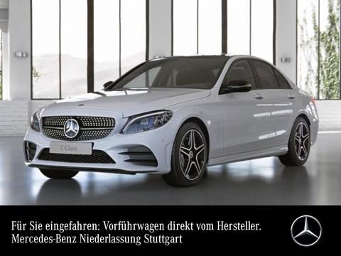 Mercedes-Benz C 300 d AMG Night