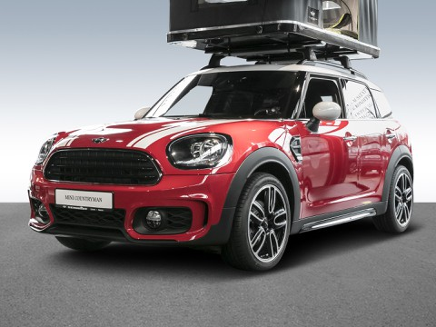 mini cooper countryman gebraucht und jahreswagen kaufen. Black Bedroom Furniture Sets. Home Design Ideas