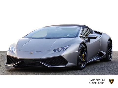 Lamborghini Huracán Spyder 610-4 Grigio Titans Matt