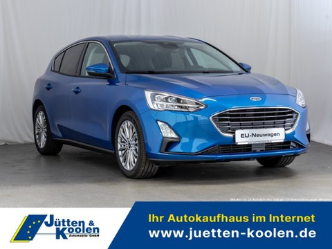 Ford Focus 1.0 ST-Line EcoBoost 125PS