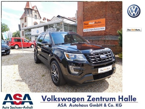 Ford Explorer 3.5 V6 Eco Boost Sport Automatic LE