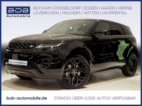 Land Rover Range Rover Evoque P200 R-Dyn S BLACK-EDITION