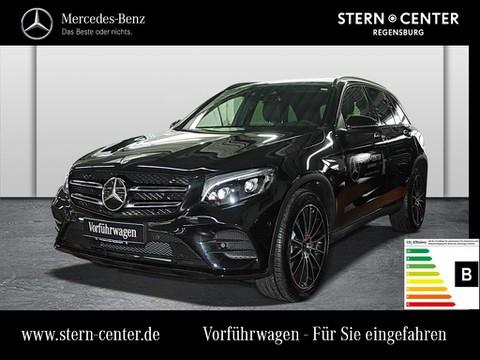 Mercedes GLC 350 d4M AMG NIGHT