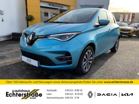Renault ZOE (ohne Batterie) Z E 50 INTENS