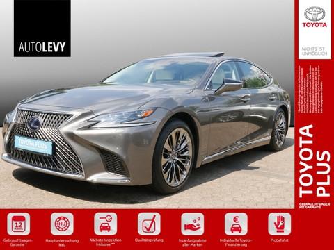 Lexus LS 500h Luxury Line Massag