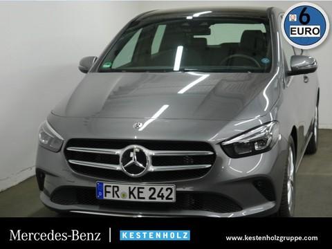 Mercedes B 200 Spurhalt
