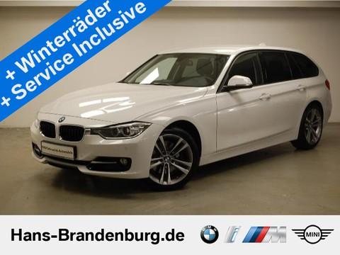 BMW 325 d Service inkl Sport Line