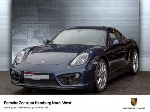 Porsche Cayman 2.7 20-Zoll