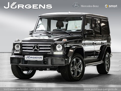 Mercedes G 350 d L Limited Edition designo One of 463