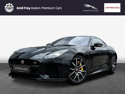 Jaguar F-Type Coupe AWD SVR