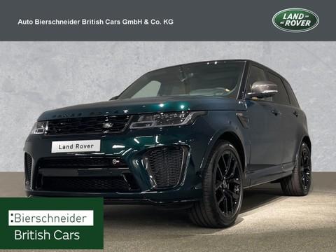 Land Rover Range Rover Sport P575 SVR