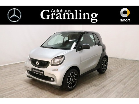 smart ForTwo coupe passion 52kW