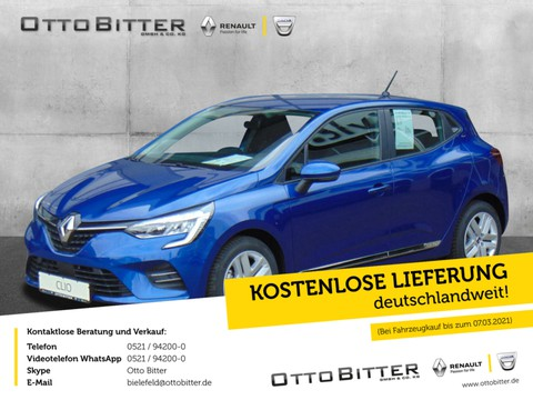 Renault Clio EXPERIENCE SCeH ALLWETTERR EASYLINK