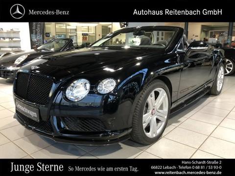 Bentley Continental GTC V8 Carbon-Exterieur Steuer ausw