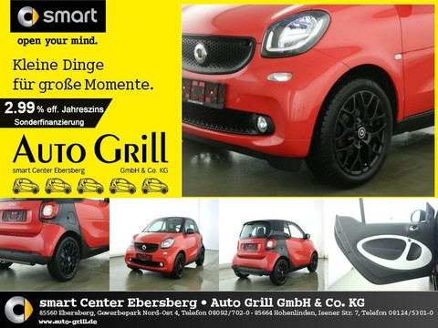 Smart ForTwo 66kw PASSION sleek style