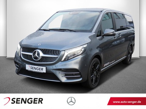 Mercedes-Benz V 300 d Edition Exclusive lang AMG Luxussitze