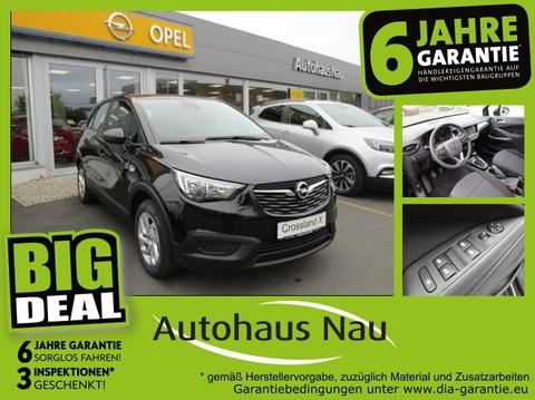 Opel Crossland X 1.2 Edition Turbo Inspektionspaket B