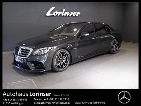 Mercedes-Benz S 450 L LORINSER-UMBAU REMOTE-PARK