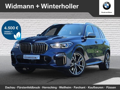 BMW X5 M50 d Night Vision