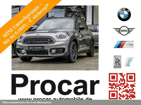 MINI Cooper S Countryman E ALL4