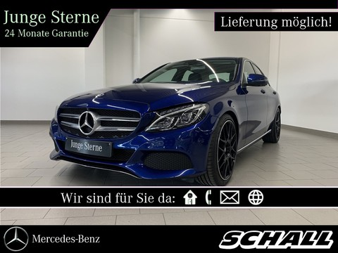 Mercedes-Benz C 200 AVANTGARDE ° 19