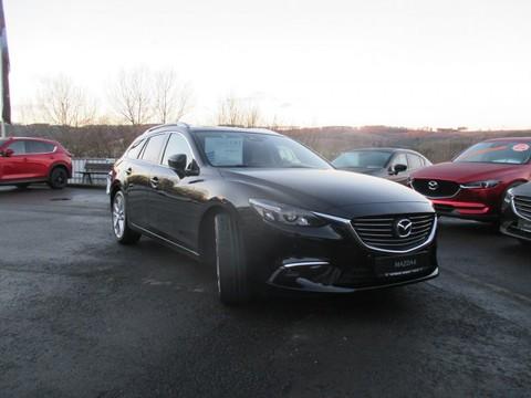 Mazda 6 AWD Nakama Kombi inkl NW-Anschlussgarantie bis 06 22