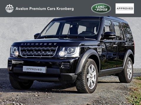 Land Rover Discovery V6 S