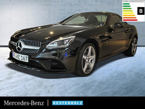 Mercedes SLC 200 AMG Styling Tr