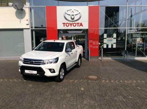 Toyota Hilux Double Cab Automatik Meister Modell