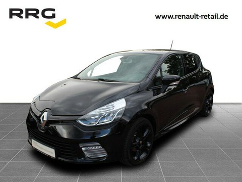 Renault Clio IV TCe 120 GT