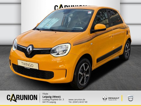 Renault Twingo LIMITED SCe 75 Start & Stop Deluxe Paket