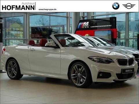 BMW 230 i Cabrio Gewerbeleasing 419 - netto o A