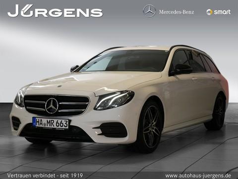 Mercedes E 400 T AMG-Sport Wide Park-Assi