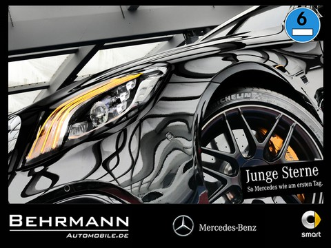 Mercedes-Benz S 63 AMG lang Vmax Burmester