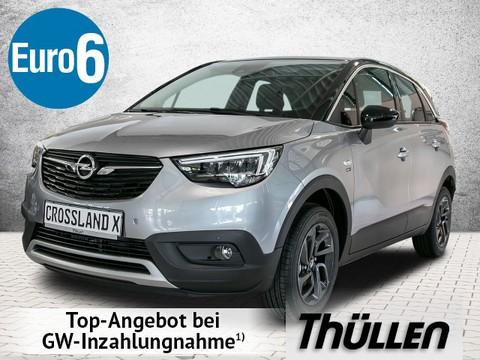 Opel Crossland X 1.2 heizung