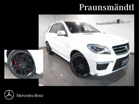 Mercedes ML 63 AMG DriversP Volla