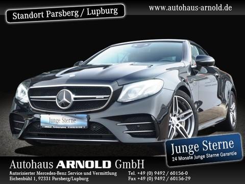 Mercedes-Benz AMG E 53 Cabrio