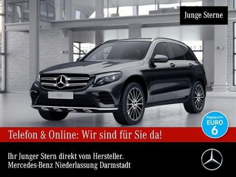 Mercedes-Benz GLC 250 d AMG Easy-Pack