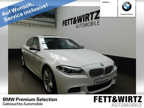 BMW M550 d xDrive M-Sport 19 GSD