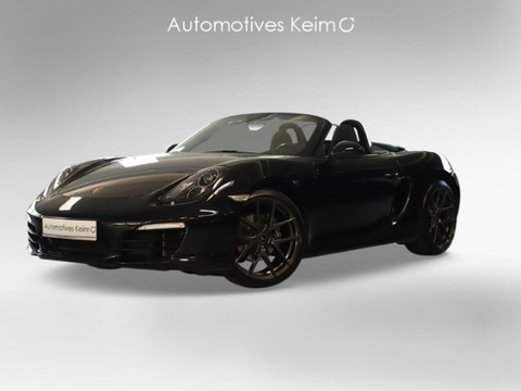 Porsche Boxster 2.7 Black Edition SPORTABGSAS