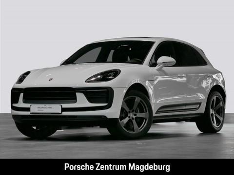 Porsche Macan LRH