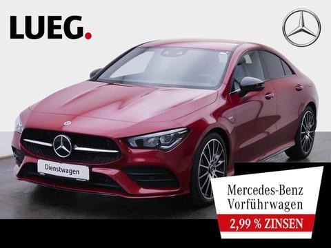Mercedes-Benz CLA 200 EDITION2020 AMG 19