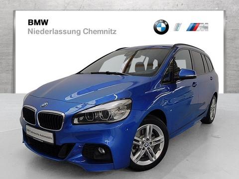 BMW 220 d Gran Tourer Sportpaket HiFi Var Lenkung