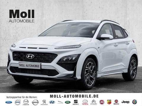 Hyundai Kona 1.0 T-GDi N-LINE - Navigationspaket