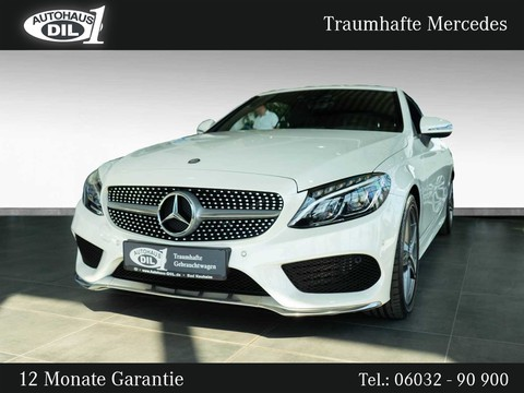 Mercedes-Benz C 250 Cabrio AMG Line AMG-Styling
