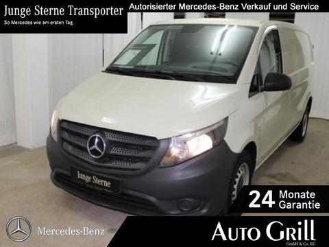 Mercedes-Benz Vito 111 Kurz Holzboden